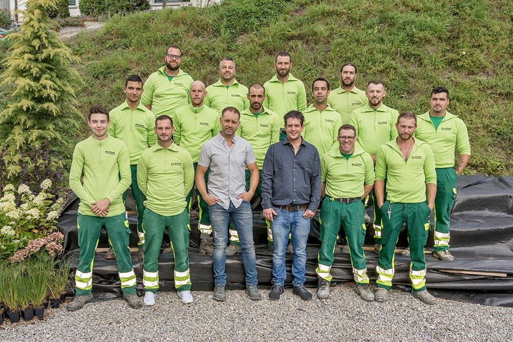 Team Gartenbau